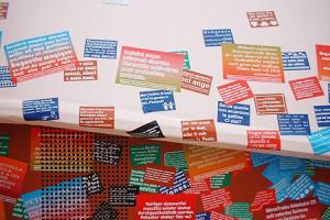 stickers verwijderen
